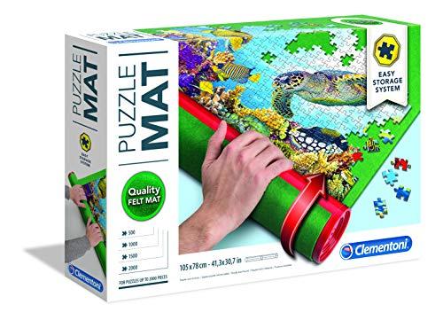 Clementoni 30229 Puzzlematte-Puzzlerolle-Zubehör