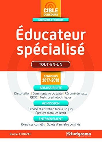 Educateur spécialisé par Rachel Flouzat