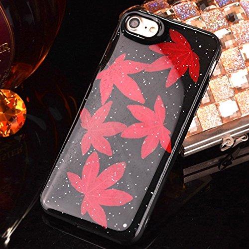 YAN Pour iPhone 6 Plus / 6s Plus, Epoxy Dripping Pressed Real Dried Flower Housse de protection TPU Soft Case arrière ( SKU : Ip6p2295f ) Ip6p2295a