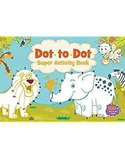 Dot to Dot Super Activity Book