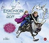 Die Eiskönigin Maxi Postkartenkalender - Kalender 2017