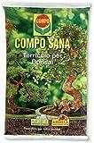 Compo Terriccio de bonsai, color arena y arcillas 5 litros