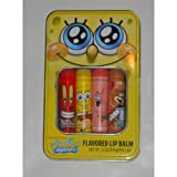 Spongebob Squarepants Flavored Lip Balm ...