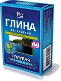 Fito Natural Cosmetic Clay for Face/Body - Blue Valday 100g
