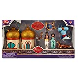 Offizielle Disney Princess Aladdin Jasmine Mini-Schloss Spielset