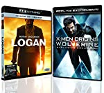 Logan & Logan Noir + X-Men Origins Wolverine Exclusive Bonus DVD - Total 4-Disc Collection