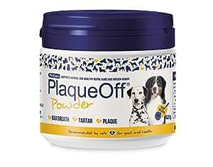 ProDen - PlaqueOff - Traitement dentaire pour chien - 420 g