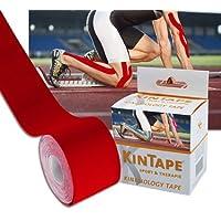 KinTape 5 cm x 5 m Kinesiologie Tape Rot preisvergleich bei billige-tabletten.eu