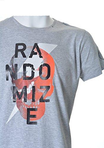 Mens Replay T-Shirt | M6905 | 001 White | M04 M04 Grey