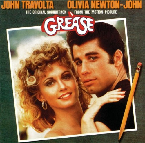John Travolta and Olivia Newton-John  - You're the One That I Want