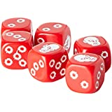 Cool mini or emergency GUG0035 Zombicide season 3 Red dice