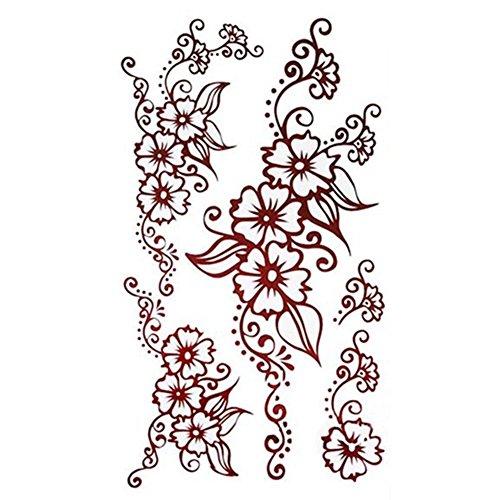 born-pretty-tatouage-temporaire-corps-sticker-impermeable-fleurs-arabesques