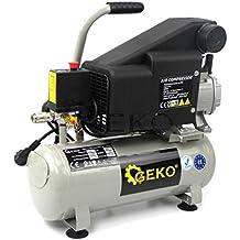 Compresor de aceite con una capacidad de tanque de 50 litros móvil de 1 cilindro