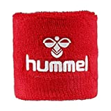 Hummel Schweißband Old School Small True Red/White One Size