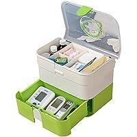 GJ@ + Medizinkasten Familie Multi-Funktions-Mehrweg-Medikamentenbox Große Medizin-Aufbewahrungsbox Mit Schubladen... preisvergleich bei billige-tabletten.eu