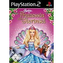 Barbie als Prinzessin der Tierinsel [Importación alemana]