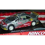 "Ninco - Scalextric slot 50410 peugeot 307 ""costa daurada 06"" - 42 rally racc"
