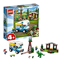 LEGO 10769 4+ Toy Story 4 RV Vacation Truck with Jessie, Alien, Rex and Forky Minifigures