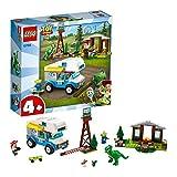 LEGO - Disney Pixar Toy Story 4 - Les vacances en camping-car Toy Story 4 - Jeu de construction - 10769