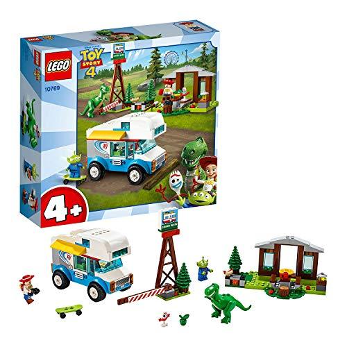 LEGO®-4+ Toy Story 4TM Les vacances en camping-car Toy Story 4 Jeu de construction, 4 Ans et Plus, 178 Pièces 10769