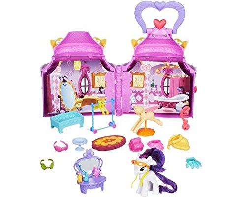 My Little Pony erkunden Equestria Seltenheit Booktique Spielset