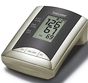 Beurer BM 20 Oberarm-Blutdruckmessgerät