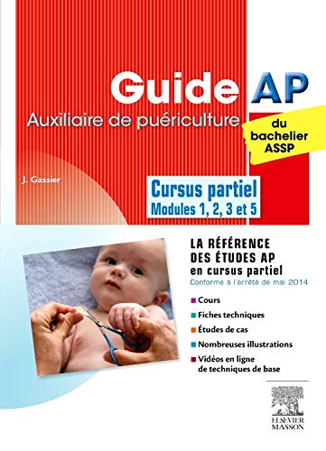 Guide AP du bachelier ASSP: Cursus partiel du DEAP - Modules 1, 2, 3 et 5