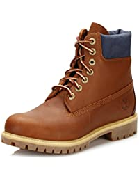 6 In Basic, Bottes Classiques homme, Jaune (Wheat), 46 EUTimberland