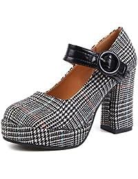 2018 nuevas sandalias de las señoras del verano 9 CM elegante sexy tacones altos zapatos de fiesta zapatos de...