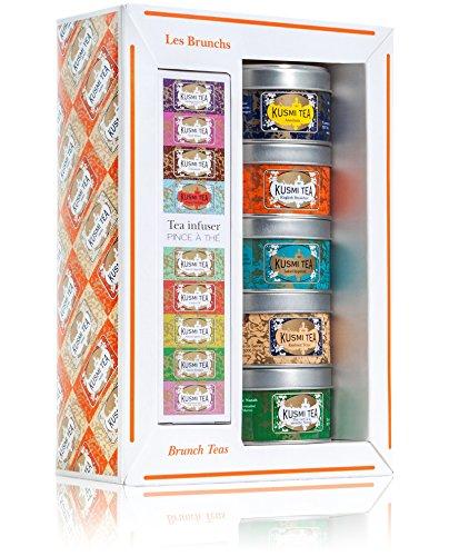 Kusmi Tea - Assortiment Miniatures - Les Brunchs
