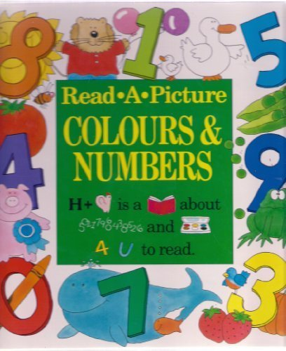 Colours and Numbers (Read a picture) by Burton Marks (1992-06-06)
