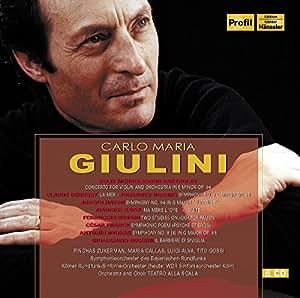 Carlo Maria Giulini (1914-2005) - Édition Anniversaire 1914-2014