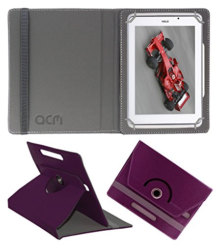 Acm Rotating 360° Leather Flip Case For Xolo Qc800 8