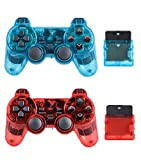 Gollec Wireless Controller for PS2 Playstation 2 Dual...