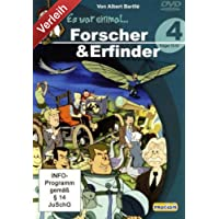 Es war einmal... Forscher & Erfinder - DVD 4