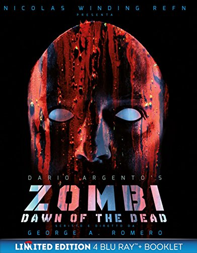Zombi - Dawn Of The Dead (Ltd) (4 Blu-Ray+Booklet) [Italia] [Blu-ray]