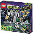 LEGO Teenage Mutant Ninja Turtles Baxter Robot Rampage Game