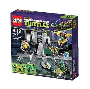 LEGO Teenage Mutant Ninja Turtles Baxter Robot Rampage Game