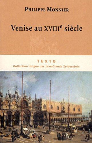 Venise au XVIIIe sicle