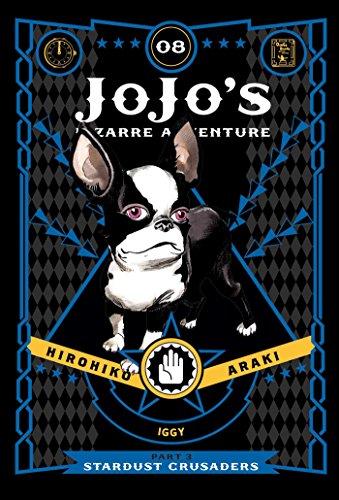JoJo's Bizarre Adventure: Part 3 Stardust Crusaders, Vol. 8 por Hirohiko Araki