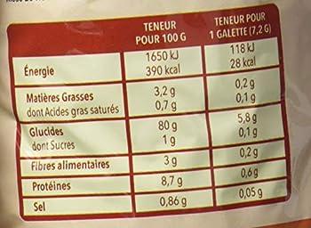 Gerblé Galettes de Riz Complet 130 g