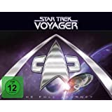 DVD * Star Trek Voyager Box [Import allemand]