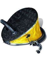 Bestway 62005 inflador de pie - infladores de pie (Inflatables, Negro, Amarillo, Shrink wrapped with insert card)