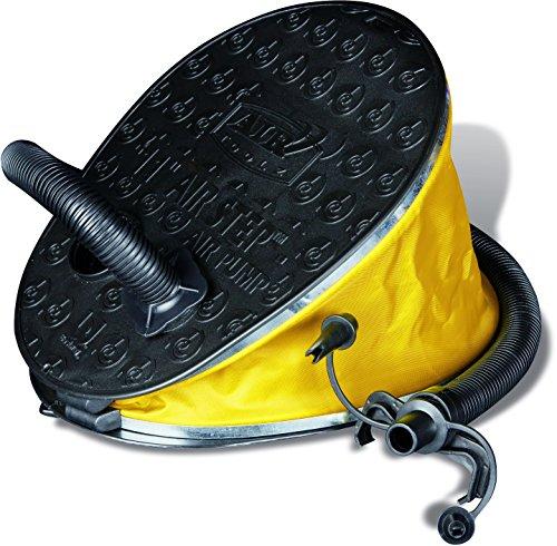 bestway-62005-inflador-de-pie-infladores-de-pie-inflatables-negro-amarillo-shrink-wrapped-with-inser