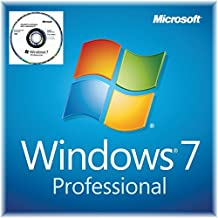 Windows 7 Professional inkl SP1 32 / 64 Bit MAR Refurbished