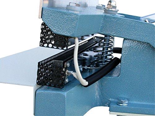 Rotek dauerbeheiztes Folienschweißgerät mit Fußbetätigung, PM-FSD-400-STEP - 6