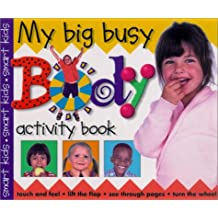 My Big Busy Body Activity Book