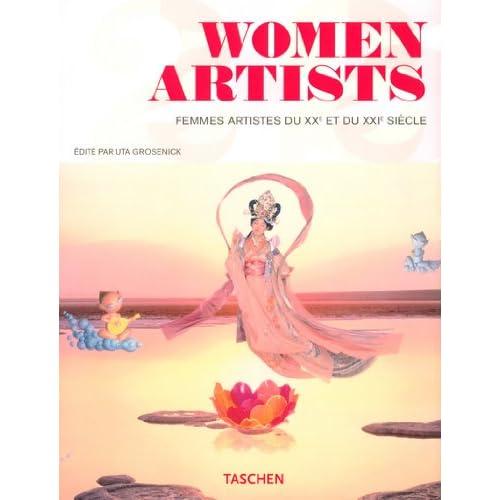 Women Artists - Femmes artistes du XXe et du XXIe siècle