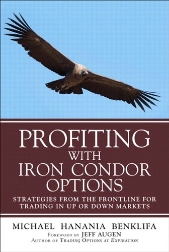 Profiting with Iron Condor Options: Strategies from the Frontline for Trading in Up or Down Markets, Audio Enhanced Edition (English Edition) Ft-audio