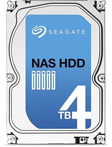SEAGATE NAS HDD 4TB Rescue Model 5900rpm 6Gb/s SAT